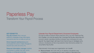 Card image cap for Paperless Pay