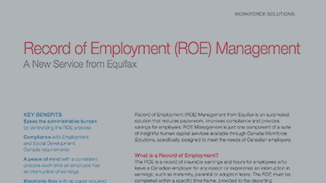 Card image cap for Record of Employment Management