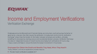 Card image cap for Employment and Income Verification