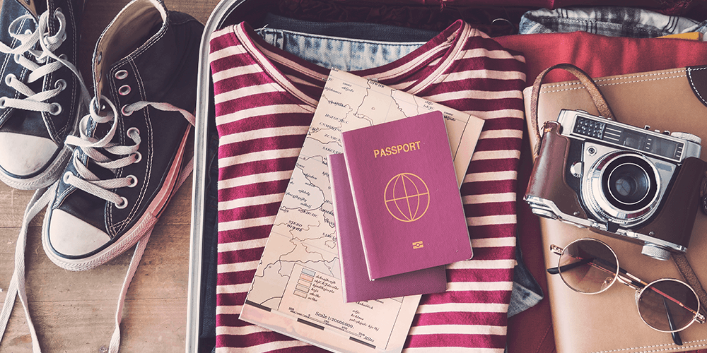 Help Prevent ID Theft While Traveling: Your Packing List