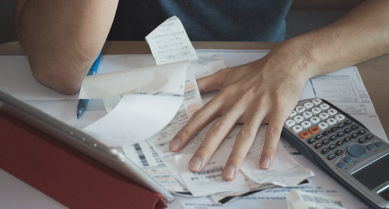Paying Bills: Help in Catching up When You've Fallen Behind