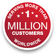 Serving more than 1 million clients worldwide